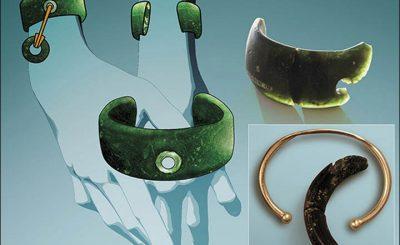 Chiếc vòng tay 70.000 năm tuổi