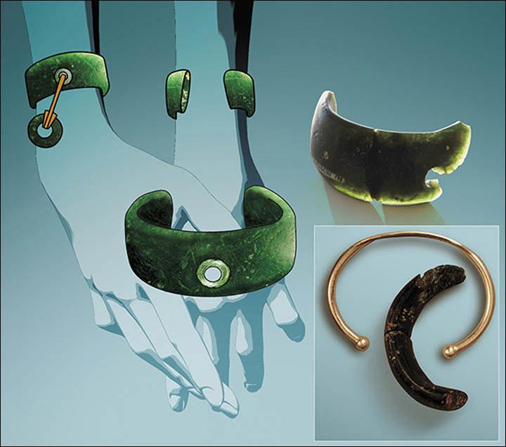 Chiếc vòng tay 70.000 năm tuổi cho thấy tổ tiên loài người tinh vi hơn ta nghĩ - ảnh 2
