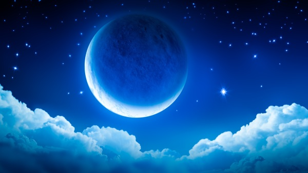 Mặt trăng do con người tạo ra