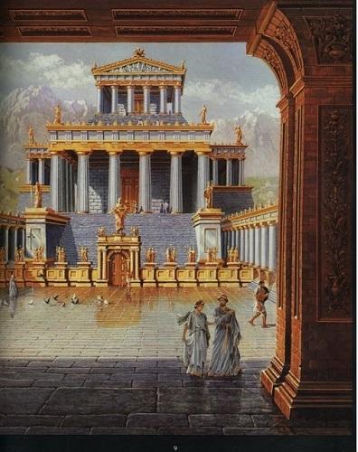 Vị tư tế Ai Cập bí ẩn và câu chuyện kỳ lạ về lục địa huyền thoại Atlantis - 2