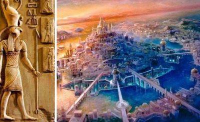 Lục địa huyền thoại Atlantis