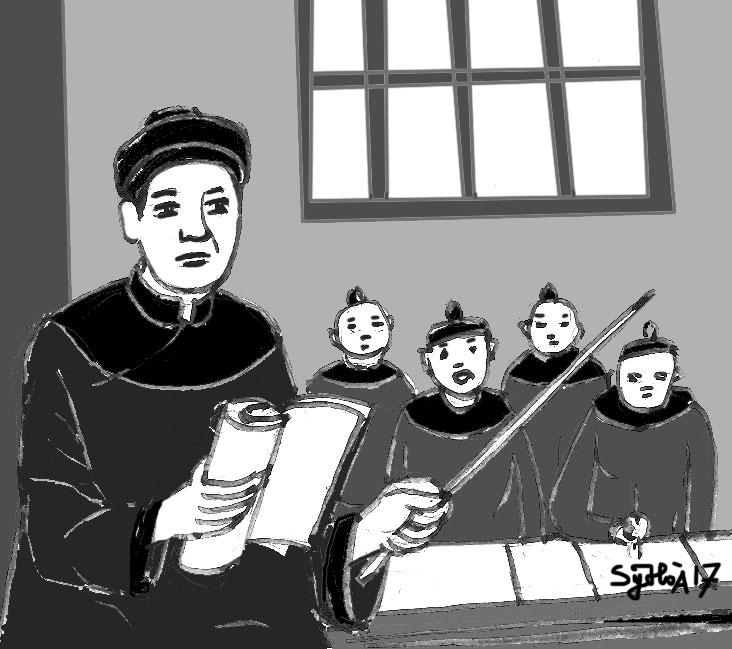 Trương Văn Hiến: Người thầy của ba anh em nhà Tây Sơn