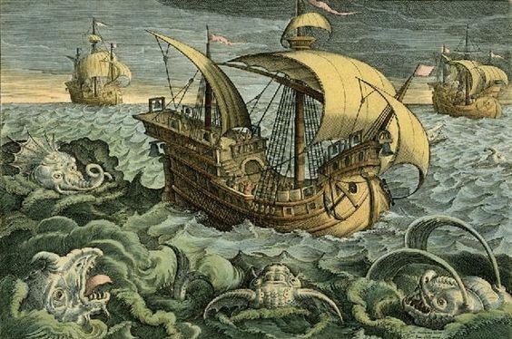 Đại hồng thủy trong Thần thoại các quốc gia - Kỳ III: Truyền thuyết về con cá thần và kẻ sống 5.500 năm tại Ireland