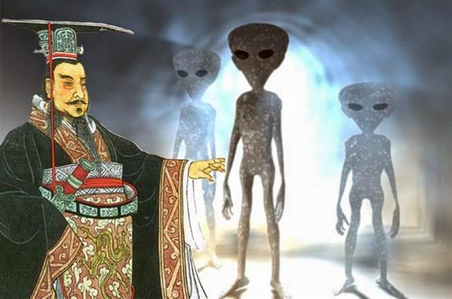 4.000 năm trước người ngoài hành tinh đã đến TQ và dự ngôn chuẩn xác về thời tam quốc