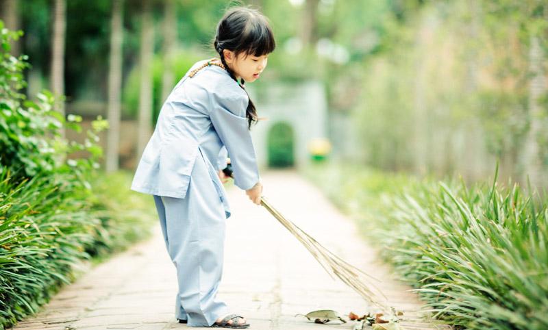 Khắc cốt ghi tâm: Cha mẹ đừng tùy tiện tiêu hao phúc báo của con cái - ảnh 1