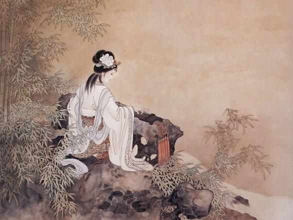 """Câu chuyện về nguồn gốc """"Tứ đại cổ cầm"""" của Trung Hoa cổ đại"""