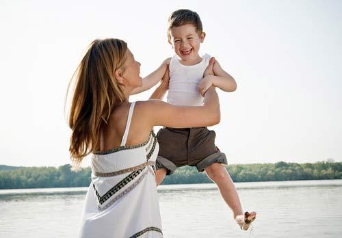 Điều mẹ cần dạy cho con trai