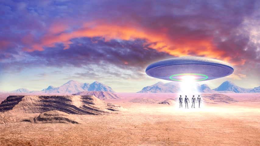 Các vụ mất tích do UFO bắt cóc không phải hiếm, và phía sau đó là những câu chuyện kinh hoàng