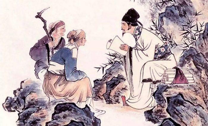 Nhà thơ Bạch Cư Dị nhờ tu Đạo mà thấu tỏ duyên phận kiếp trước - H2