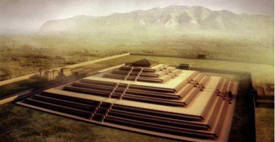ngôi mộ bí ẩn Tần thủy hoàng