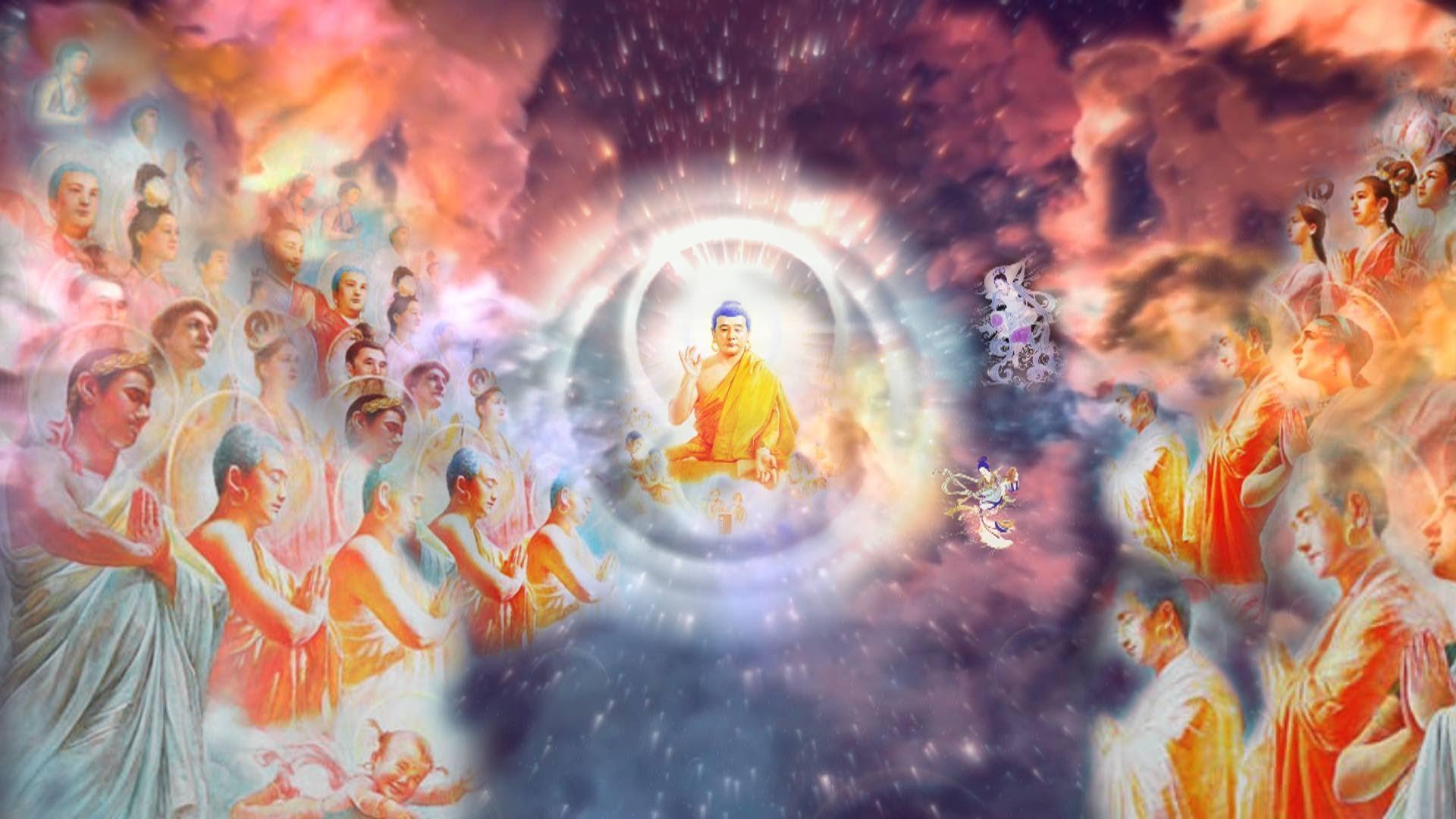 Phật chủ truyền pháp