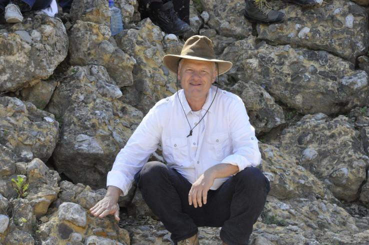 Người khám phá ra Kim tự tháp, Tiến sĩ Semir Osmanagić.